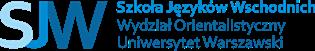 """Jidysz - Szkoła Języków Wschodnich. Uniwersytet Warszawski. Informacja """"Wydział Orientalistyczny"""""""